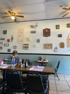 A Return to Order Experienced at Connie's