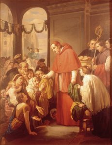 How Saint Charles Borromeo Fought the Deadly Virus in Milan