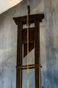 When Rioters Turn Upon Their Own: See Jeff Bezos' Guillotine