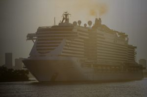 Is This the End of our Cruise Ship Economy?